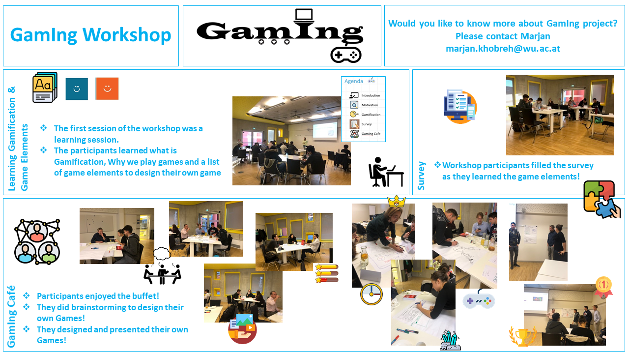 GamIng Workshop